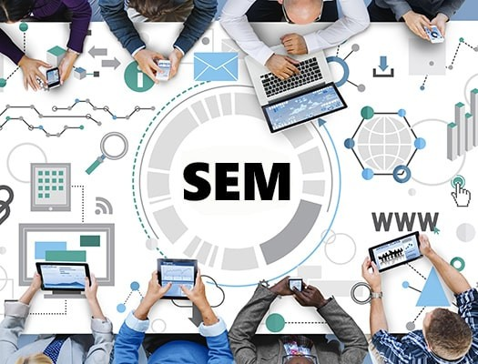 Search Engine Management (SEM)