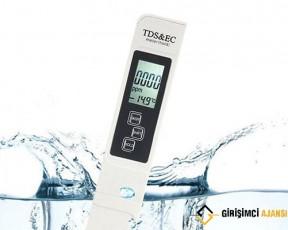 Taşınabilir Su Test Cihazı