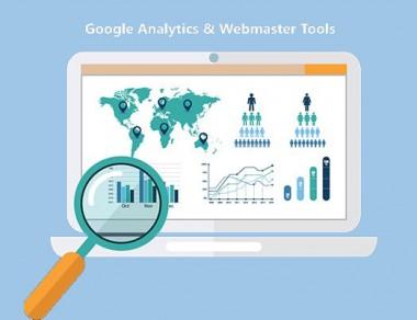 Google Analytics, Webmaster Tools