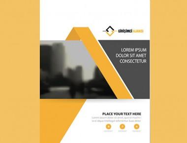 Katalog/E-Katalog/Broşür Tasarımı