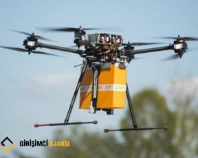 Google'ın Kargo Teslimat Drone'nuna Avustralya'dan Yeşil Işık